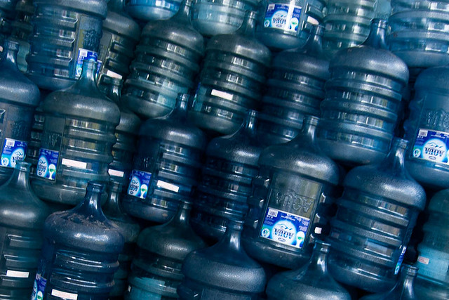 Danone Aqua factory