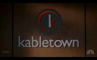 Kabletown - 30 Rock   by GladiolaBean