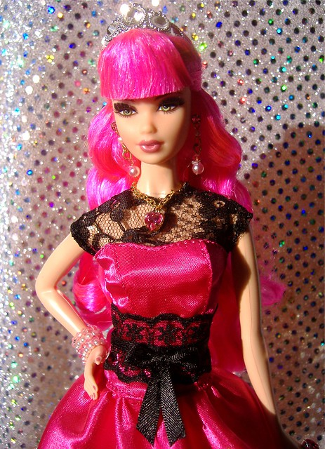 Tarina in pink & black FF #1