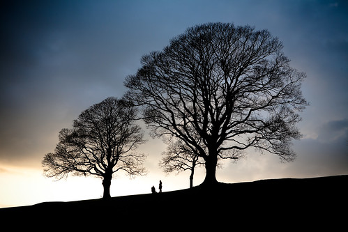trees people tree silhouette canon landscape eos bath hill 5d canoneos5d posted:to=tumblr file:name=110329eos5d5079