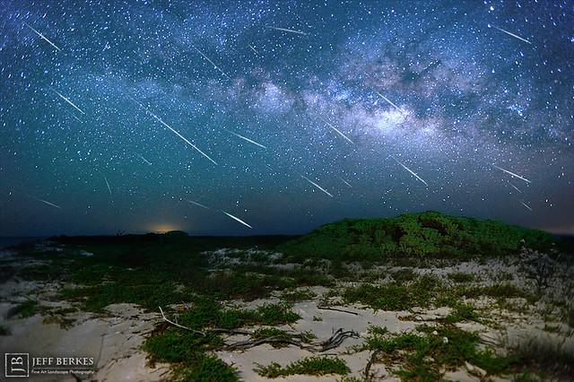 ETA Aquarid Meteor Shower 2013- Florida Keys