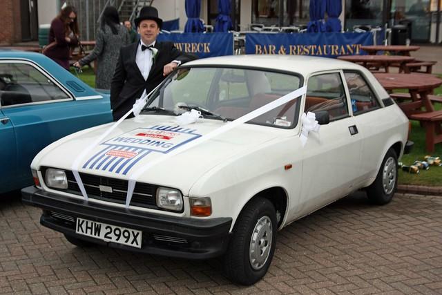 1982 Austin Allegro 1.0 L Wedding Hire Car