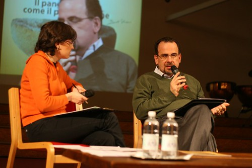 Luca Jahier all'Università del Dialogo