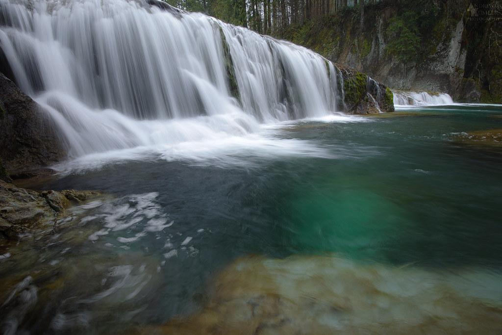 Naked Falls, Washington, United States - World Waterfall