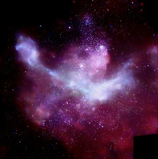 Carina Nebula: 14,000+ Stars (NASA, Chandra, 05/24/11) | by NASA's Marshall Space Flight Center