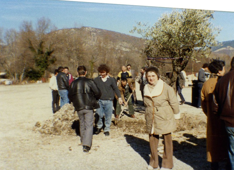1989 :Odette Delmarre