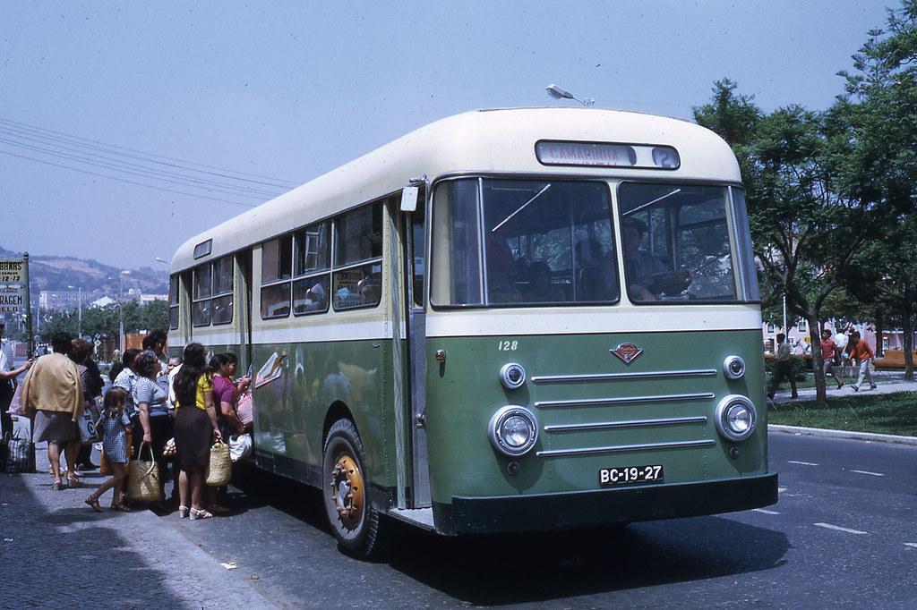 Viação Cândido Belo, Setúbal (J.-H. Manara, 1972)