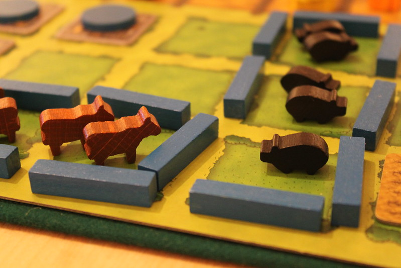 Best Farming Board Games Agricola animeeples