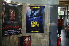 Troll Hunter poster @ ImagineAFFF 2011