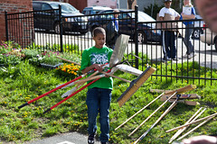 South End Earth Day 2011 - Albany, NY - 2011, Apr - 12.jpg by sebastien.barre