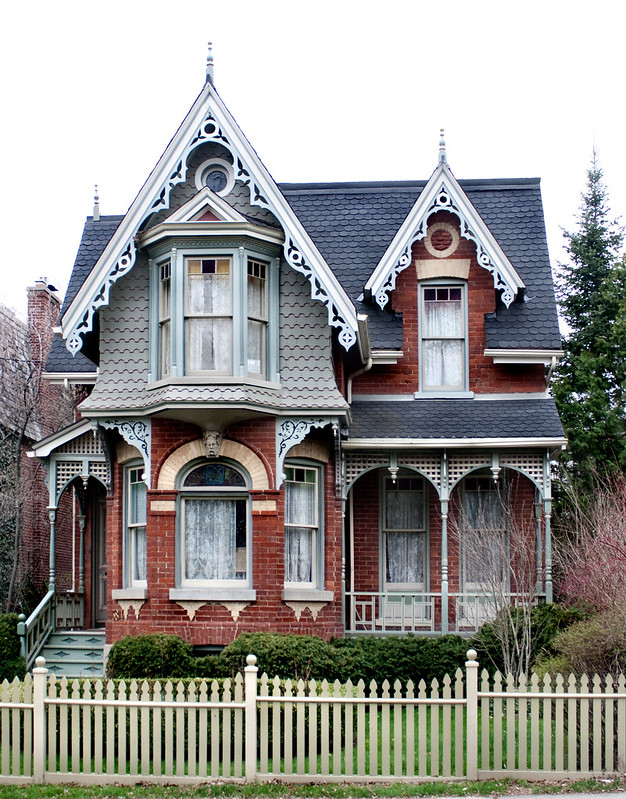 10. House in Cabbagetown