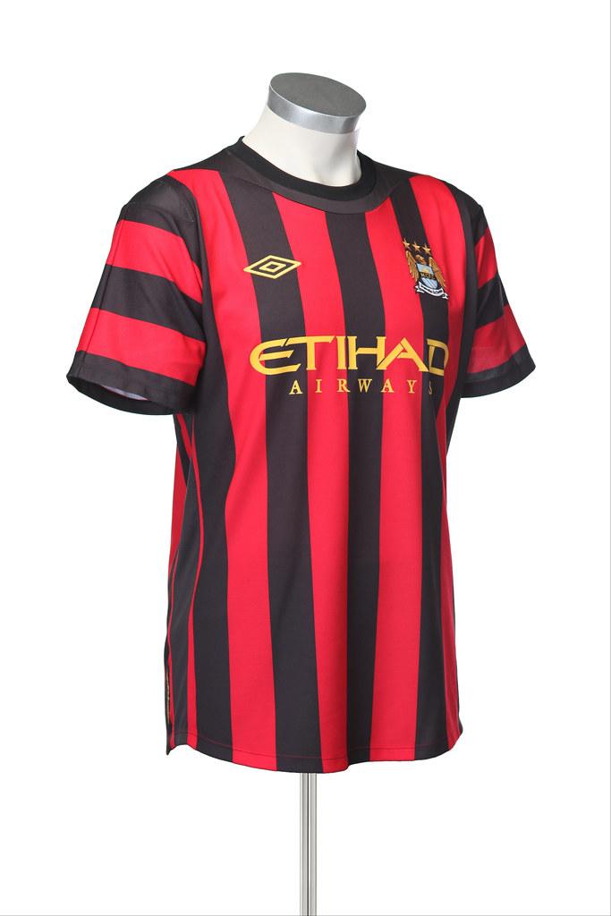 Manchester City Away Shirt 2011