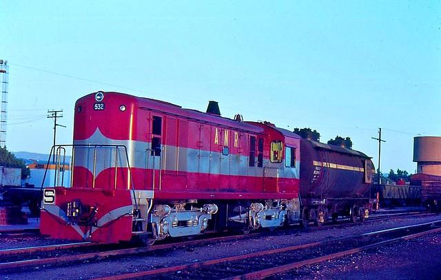 532 at Port Pirie SA