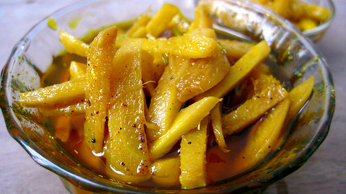 Pickled Ginger Recipe from Indian Cuisine By Sameer Goyal | by Sameer Goyal Jaipur