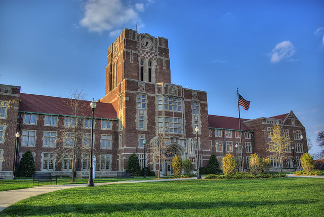 Ayres Hall 2, University of Tennessee, Knoxville, TN
