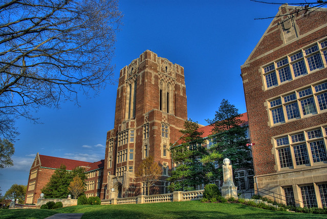 Ayres Hall 1, University of Tennessee, Knoxville, TN