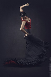 Flamenco Dancer | by Natalia Ba