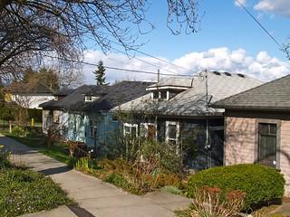 Elder Cedar Cottages St Catherines Street Some of the