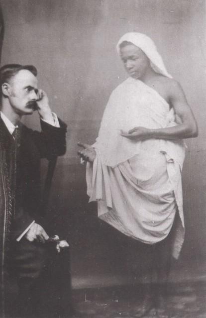 Richard Boursnell - Spirit Photographer c.1900