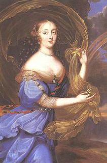 Francois-Athenais de Rochechouart, Madame de Montespan