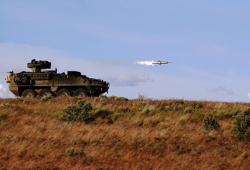 TOW missile | by The U.S. Army