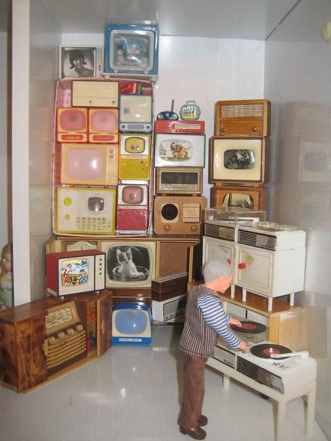 1950s to1970s TVs