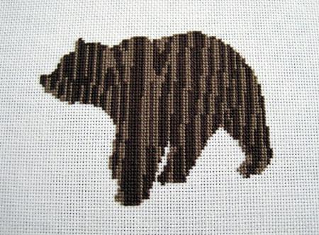 Woodgrain Bear | by ponyinarope