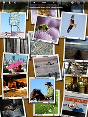 Flickpad - Flickr and Facebook for iPad