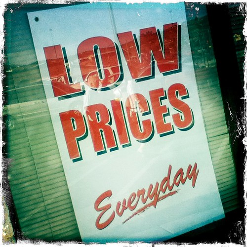 low prices everyday | by _tar0_
