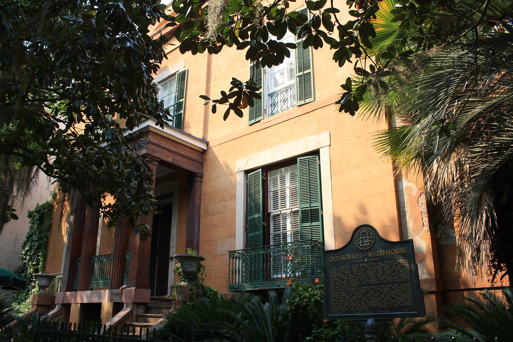 Savannah, Georgia Sorrel-Weed house | The Sorrel-Weed House