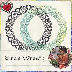 juno CU Circle Wreath