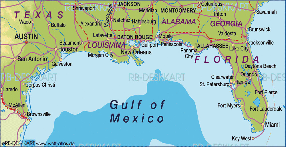 Map Of Texas Gulf Coast Cities.Map Of The Gulf Coast This Map Shows Most Of The Area Of T Flickr