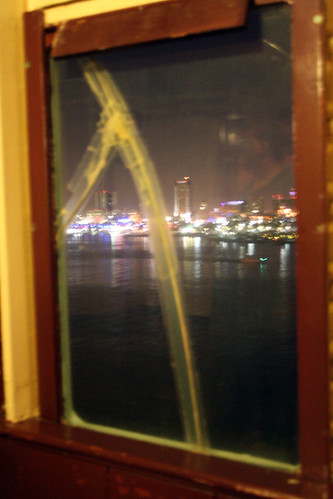 Queen Mary - Promenade Deck - Broken Window | by Miss Shari