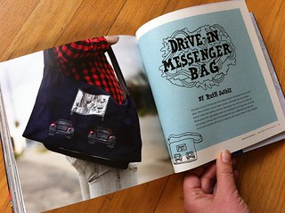Drive-in Messenger Bag by Ruth Suehle | by susanstars