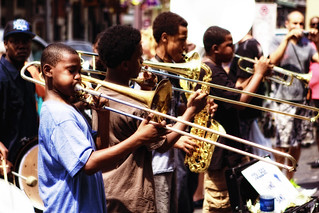 college fund band. New Orleans, LA   by Chris Richards1