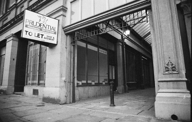 Dimitris Restaurant Manchester 1989 -2010