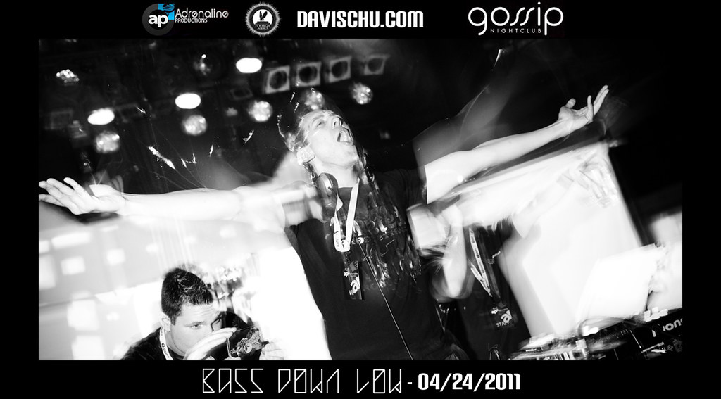 Bass Down Low   Gossip  Vancouver Bc  24  2011