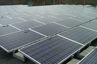 Town of West Seneca Senior Center   by Solar Liberty