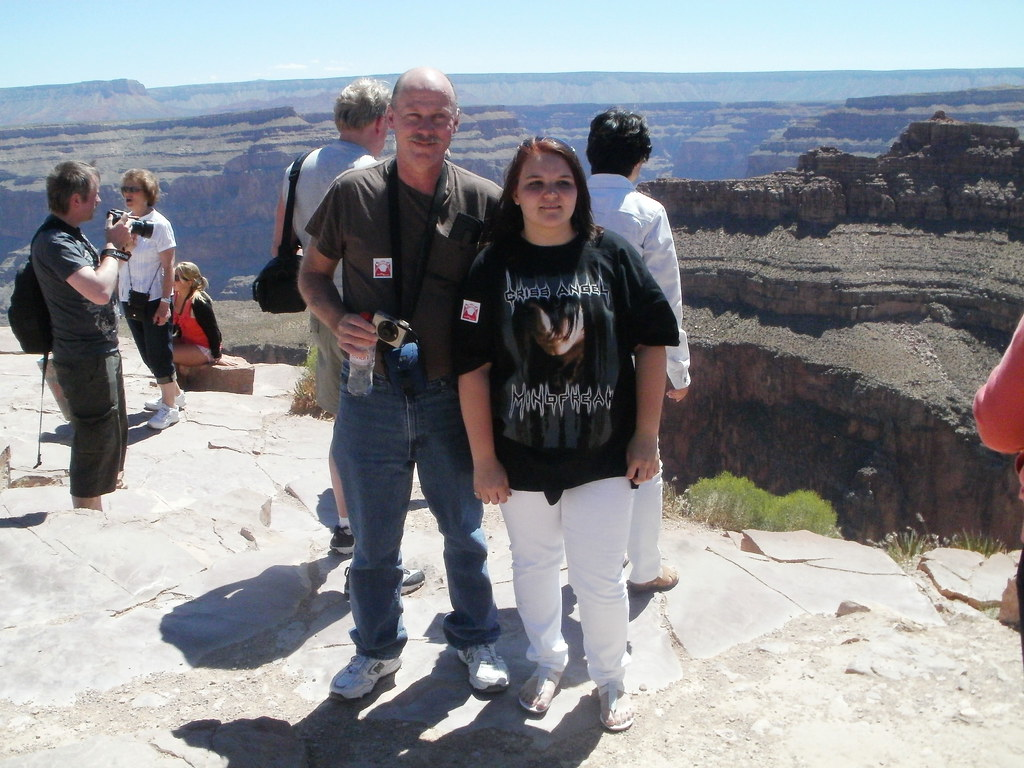Grand Canyon Eagle Pass, Shania and Garry | Patti Keith | Flickr