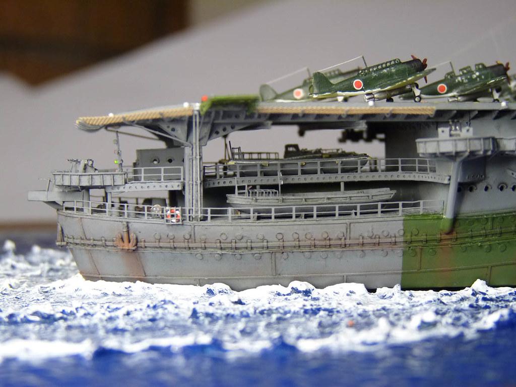 IJN Zuikaku 1:500 scale (Nichimo)- Winner of large scale s