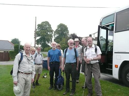 Coach Walk Winchester June 2011
