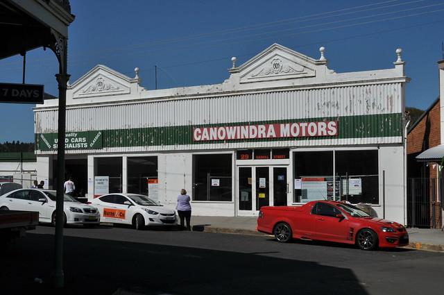Canowindra Motors