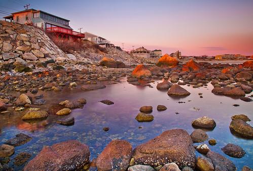 longexposure sunrise massachusetts plymouth canonef24105mmf4l 5dmarkii bw30nd