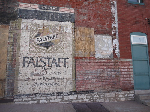 Falstaff Beer Ghost Sign | by pasa47