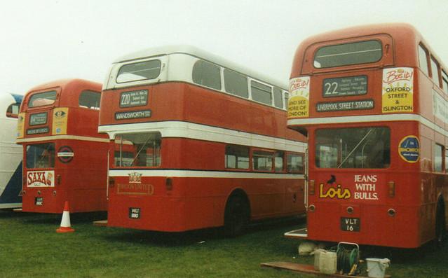 RML 880, WLT 880, AEC Routemaster (3)