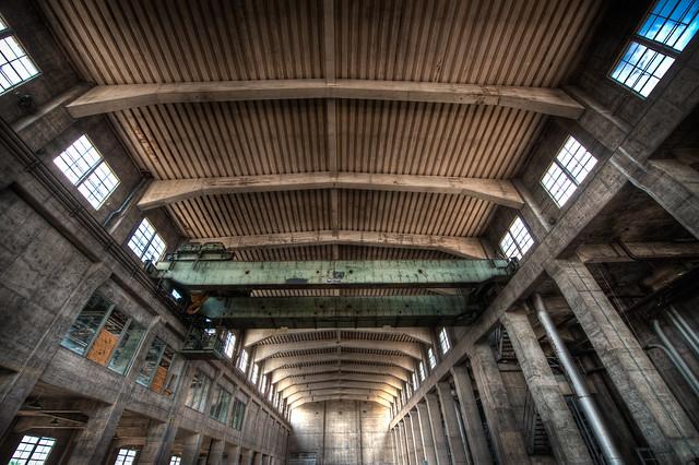 Turbine Hall, Seaholm Power Plant, Austin
