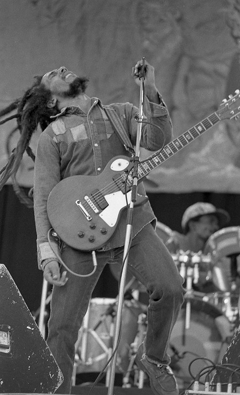 Bob Marley   Bob Marley Dublin Ireland Concert 6th July 1980…   Flickr