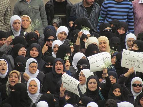 Syria Damascus Douma Protests 2011 - 05 | by syriana2011