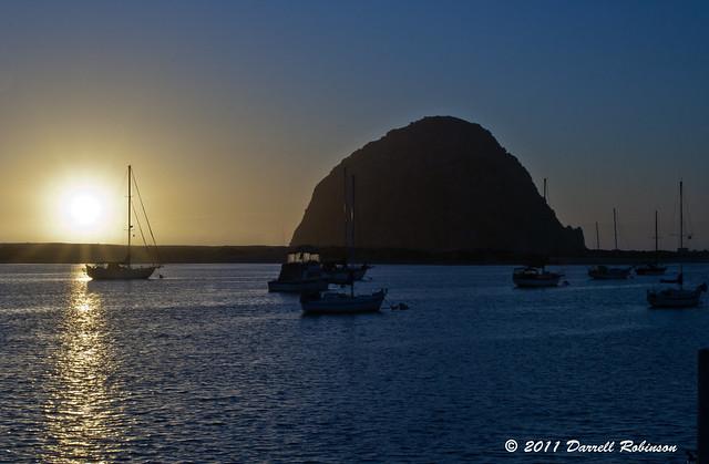 Morro Bay Sunset_1