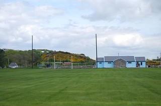 Bere Island GAA Pitch   by Bere Island